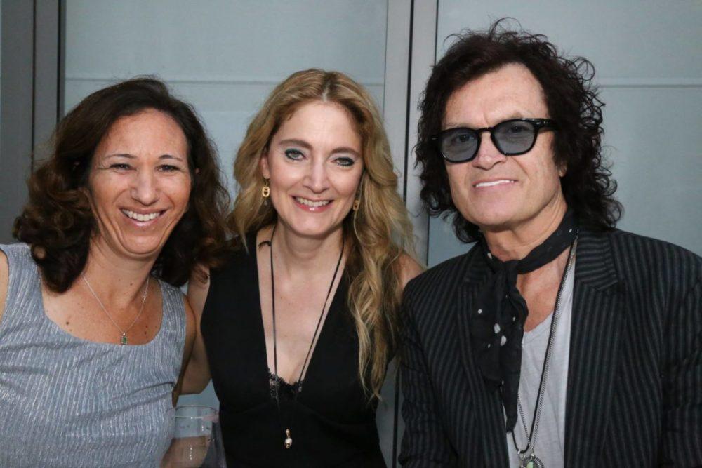 Gloria and Geezer Butler of Black Sabbath, recipient of our Advocacy Award — Kitten Rescue Fur Ball 2016