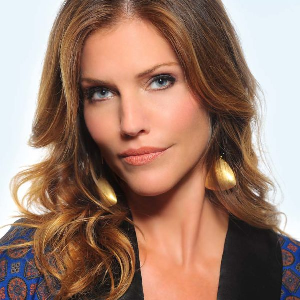 Tricia Helfer, Host for Kitten Rescue's Fur Ball