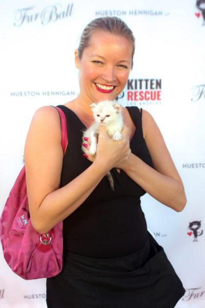 Kitten Rescue's Fur Ball