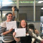KR Volunteer Spotlight: Rachel Parham & Kelly Sheridan